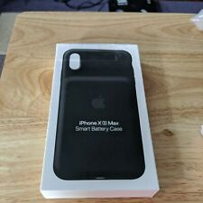 Apple Smart Battery Case for iPhone Xs Max - Black /open box