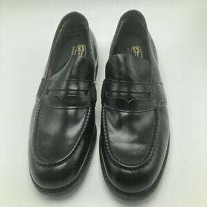 Knapp Shoes Mens Loafers Black Size 12 D