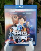 Spies in Disguise (Blu-ray Disc, 2020) DVD, Blu-ray & Digital Code Not guarantee