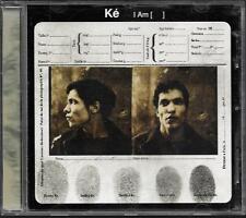 CD ALBUM 12 TITRES--KE--I AM--1996
