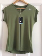 Ladies NIKE GOLF Shirt Dri Fit Size Medium