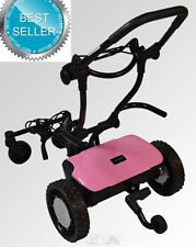 NEW 2017 FTR CaddyTrek R2 Remote Controlled Golf Cart -Pink Lady Limited Edition