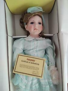 Seymour Mann's Ashley  28 inch Porcelain Doll Connoisseur Collection NEW