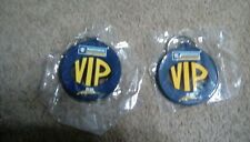 Two Royal Caribbean Keychain Vip Club Royale