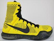 Kobe 10 Elite High Basketball Shoes Mens Size 13 CODA Opening Night Yellow Black