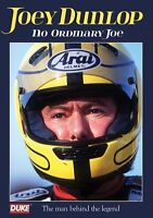 JOEY DUNLOP - NO ORDINARY JOE DVD. TT, ULSTER GP, NW 200. 101 Mins. DUKE 1873NV