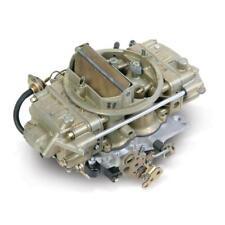 Holley Carburetor 0-6210; 4165 650cfm Divorced Choke Mechanical Gold Dichromate