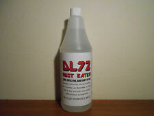 DL72 RUST EATER QUART BOTTLE 32 OUNCE SAFE AND EFFECTIVE RUST REMOVER