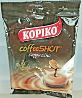 Kopiko   Coffeeshot   Cappuccino Coffee Candy  Innovation  Extract Coffee  Beans