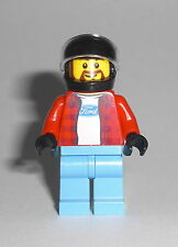 LEGO Speed Champions - Ford Hot Rod Driver - Figur Minifig Auto Rennfahrer 75875