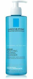 La Roche Posay Toleriane Purifying Foaming Face Cleanser 13.5 oz / 400 mL 07/21