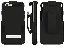 """OEM Seidio Dilex Pro Combo Holster &Case For Apple iPhone 6+ Plus 5.5""""Inch Black"""