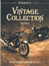 Vintage Collection Clymer Four-Stroke Motorcycle Service Manual NEW & SEALED