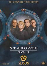 STARGATE SG-1 (THE COMPLETE NINTH SEASON (9)) (BOXSET) (MGM) (DVD)