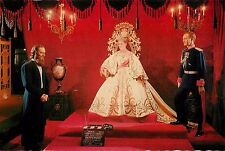 "Rasputin and the Empress 1932 4x6"" Postcard Movieland Wax Museum"