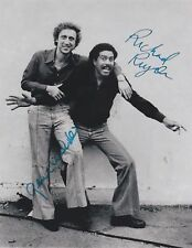 Gene Wilder & Richard Pryor Silver Streak Stir Crazy RARE DUEL-SIGNED RP 8X10!!!