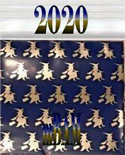 "100 Pack Purple Witches Apple Mini Ziplock Baggies 2.0x2.0"""