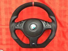 BMW M3 M5 E46 E39 X5 parte inferior plana Individual Hecho a Medida Volante