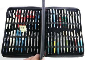 VTG Parker 45 Jotter Pen Pencil Lot Charity Window Metal Body Samples DS63 (8)