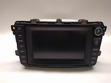 2007-2008 Mazda CX-9 Navigation Radio CD Player TD14 66 DVOA
