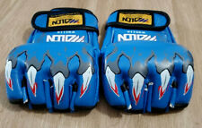 Wolon Sports Fighting Sparring Gloves w85118 Blue