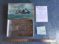 Xtrakit 1/72 Sea Harrier FA.2 model kit #72006