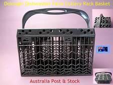 Delonghi Dishwasher Cutlery Basket Rack Replacement Grey NEW (B77)