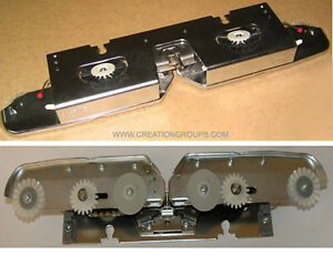 New Arm Unit Set for Silver Reed Studio Knitmaster SK280 SK360 SK580 SK740 SK840
