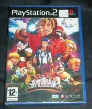 NEO GEO BATTLE COLISEUM PS2 PRECINTADO NUEVO