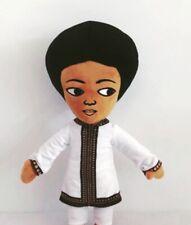 Afro man plush dolls, traditionally dressed in style, habesha dolls