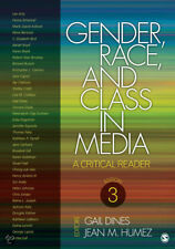 Gender, Race, and Class in Media - A Critical Reader (Edition 3)