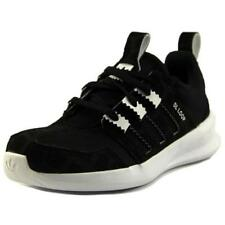 Baskets décontractées noirs adidas pour garçon de 2 à 16 ans