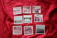 1950s Disneyland Photos monorail mark twain pirate ship circa 1958 vintage