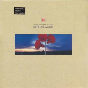 DEPECHE MODE - MUSIC FOR THE MASSES 2007 VINYL LP SEALED