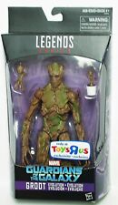 Marvel Legends Groot Evolutions Toys-R-Us Exclusive Guardians of the Galaxy