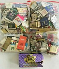 Vintage Matchbook Collection Lot Over 650+ Match Books Matches Disney + hotels +