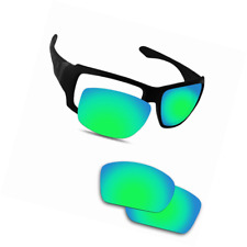 Fiskr Anti-Saltwater Replacement Lenses for Oakley Big Taco Sunglasses - Various