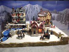 Christmas Village Display Platform Dept 56 for Lemax, dept56, Snow Village