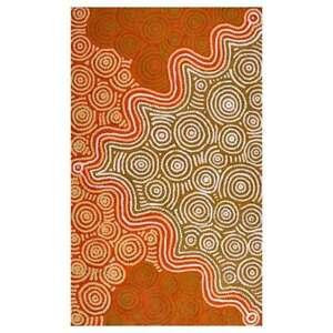 Aboriginal Art - Emu Dreaming 76 x 46 cm