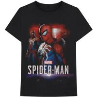 OFFICIAL LICENSED - MARVEL SPIDERMAN - T SHIRT - SPIDERMAN AVENGERS