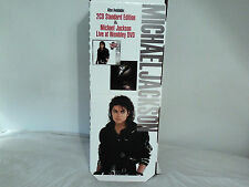 MICHAEL JACKSON BAD KING OF POP MJ VINTAGE COLLECTABLE RARE POSTER DISPLAY MINT