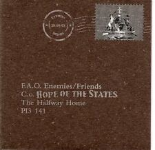 Hope Of The States - Enemies/Friends UK CD EP