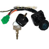 Ignition Key Fits Switch 98-02 SUZUKI 500 LT-F500F QUAD RUNNER LTF500F LTF500 F