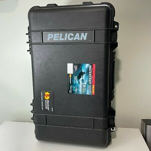 Pelican 1510 Watertight Case - Open Box
