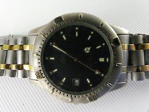 (Ref165DQ 2) Sekonda wristwatch working