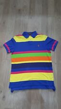 Da Uomo Ralph Lauren Polo Shirt, Multicolore, Medio