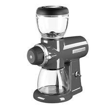 KitchenAid ARTISAN Kaffeemühle 5KCG0702EMS Medaillon Silber 15 Mahlstufen