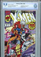 Uncanny X-Men #281 CBCS 9.8 NM/MT 1st Fitzroy X-Men Gold Team 1991 Marvel Comics