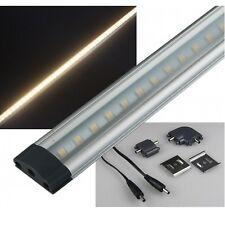 Unterbauleuchte CT-FL30, SMD LED, 30 cm, warmweiß, LED Lichtleiste Küchenlampe