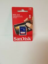 SanDisk SD 8GB Class 4 - SD Card
